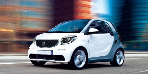 Smart-Fortwo-e-Forfour
