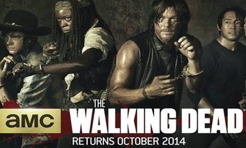 The walking dead stagione 5 ad ottobre 2014 in Italia: nuovo trailer