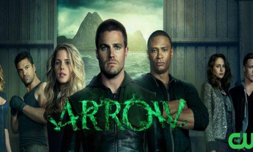 Arrow terza stagione novità e uscita