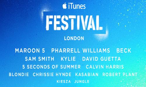 Nuova edizione iTunes Festival a Settembre