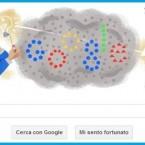 Google Doodle su Anders Jonas Ångström per il suo 200° anniversario di nascita