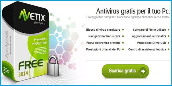 Avetix-Antivirus