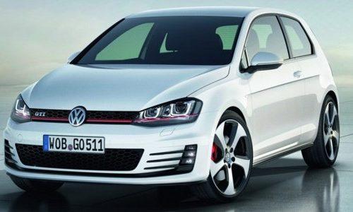 Volkswagen Golf è l'auto più venduta in Europa