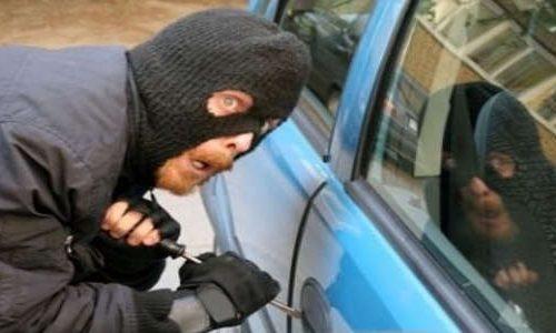 Auto rubate in Italia, ecco i modelli più rubati