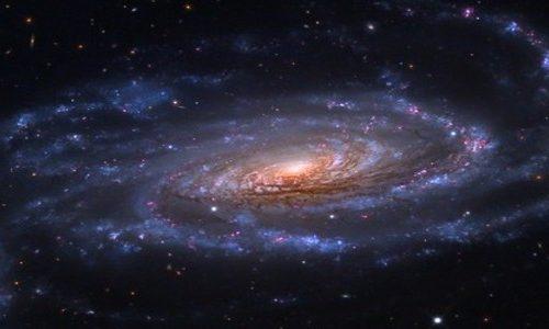 Onde radio provenienti da un'altra galassia