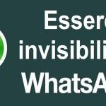 Essere invisibili su whatsapp è la moda dell'estate 2014?