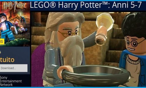 Download® LEGO Harry Potter gratis per PsVita