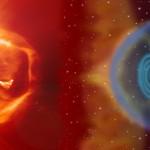Tempesta solare di poco ha mancato la Terra