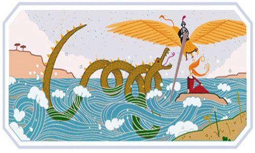 Ludovico Ariosto celebra il 540° anniversario di nascita con un Google Doodle