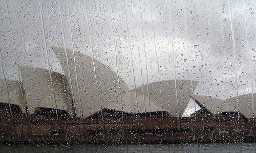 Australia: Piogge forti nel Nuovo Galles del Sud, mai registrate dal 1998