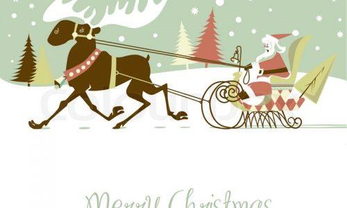 Crea il tuo biglietto di Natale 2017 e rendi felici amici e parenti