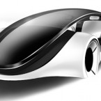 iCar auto elettrica automatica by Apple