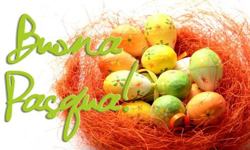 Auguri buona Pasqua 2015