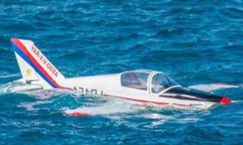 Aereo precipita in mare negli Usa. Ipotesi ipossia per pilota e passeggeri.