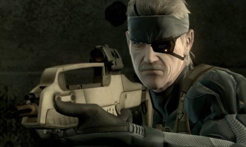 Metal Gear Solid 4 disponibile online su Playstation Store per PS3